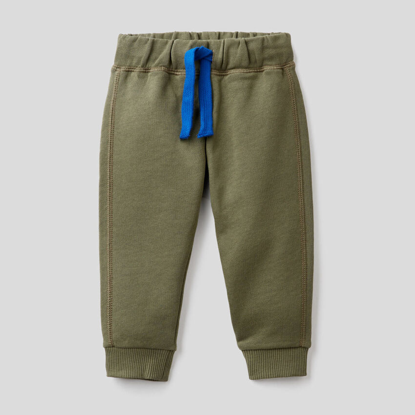 Pantalon de jogging 100% coton