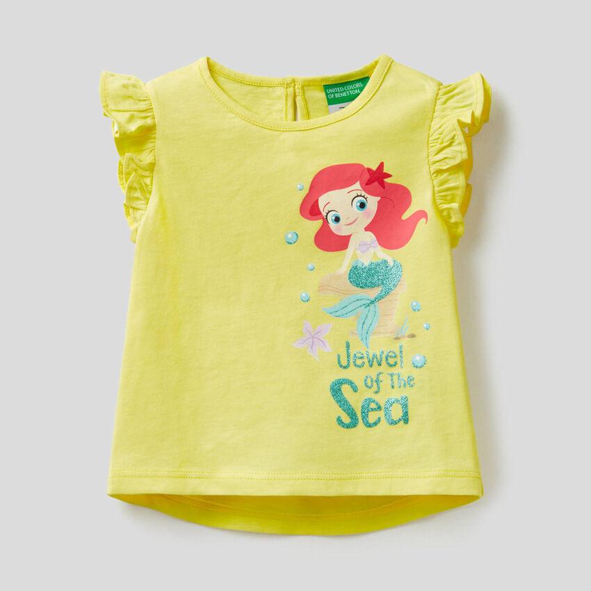 T-Shirt mit Baby-Prinzessin von Disney