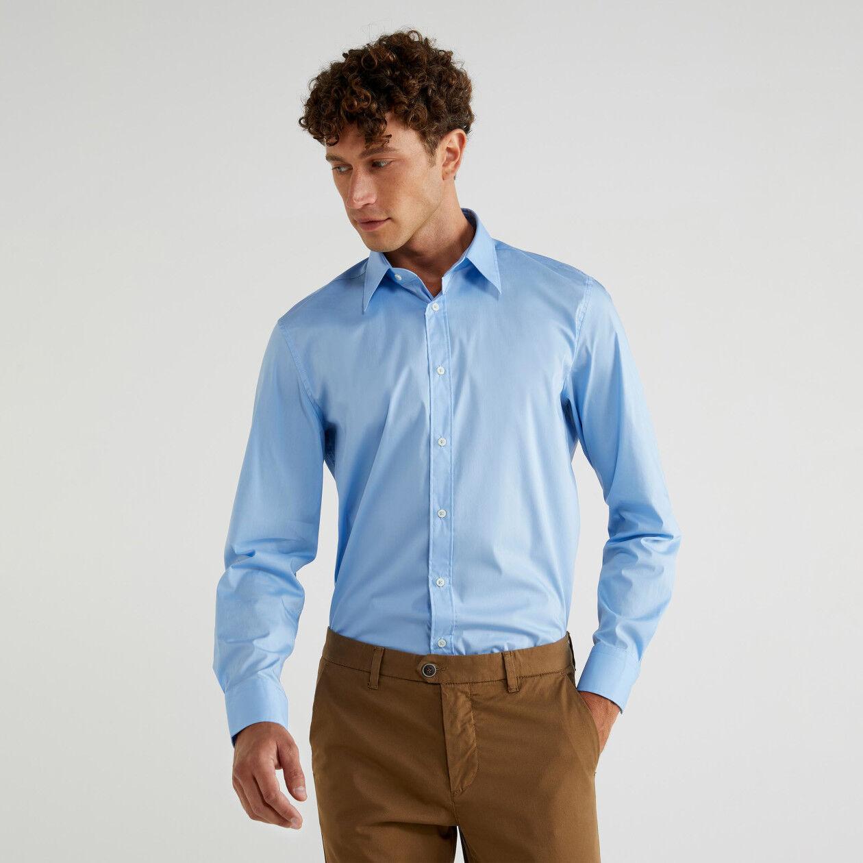 Slim-Fit-Hemd