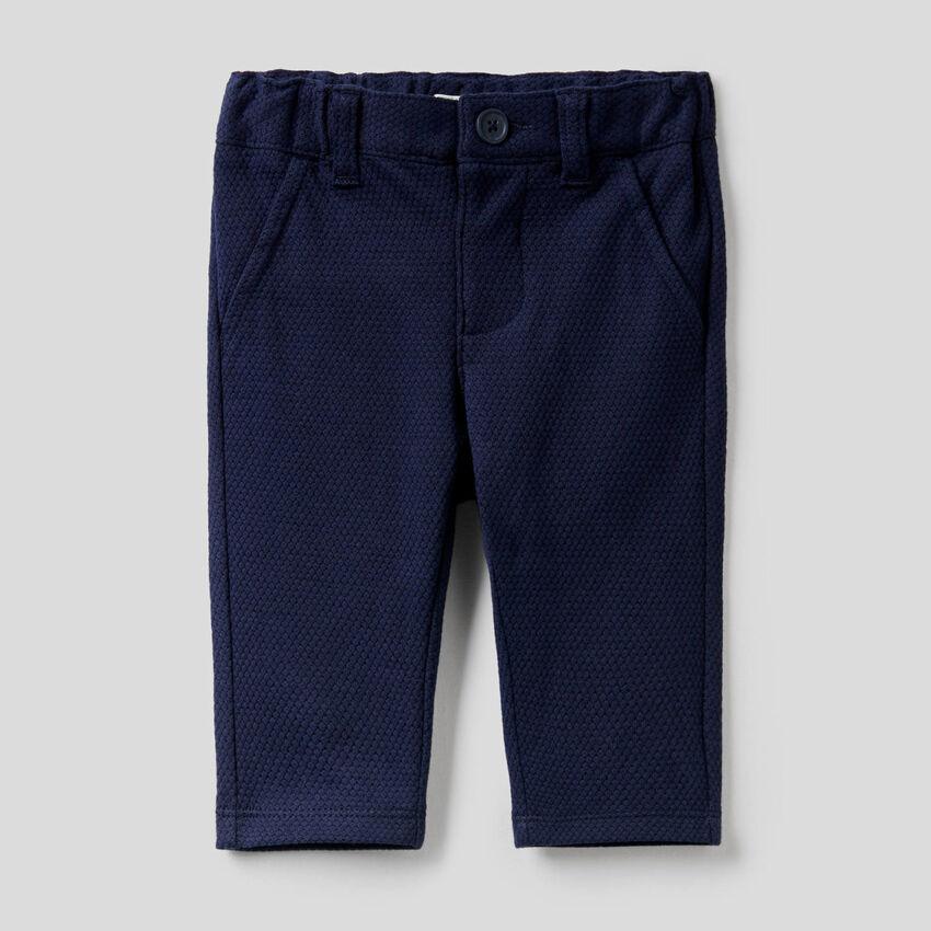 Hose aus Sweatstoff