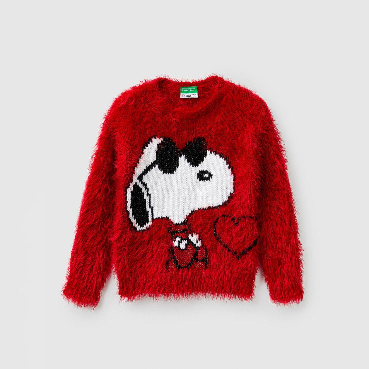 """Snoopy"" sweater"