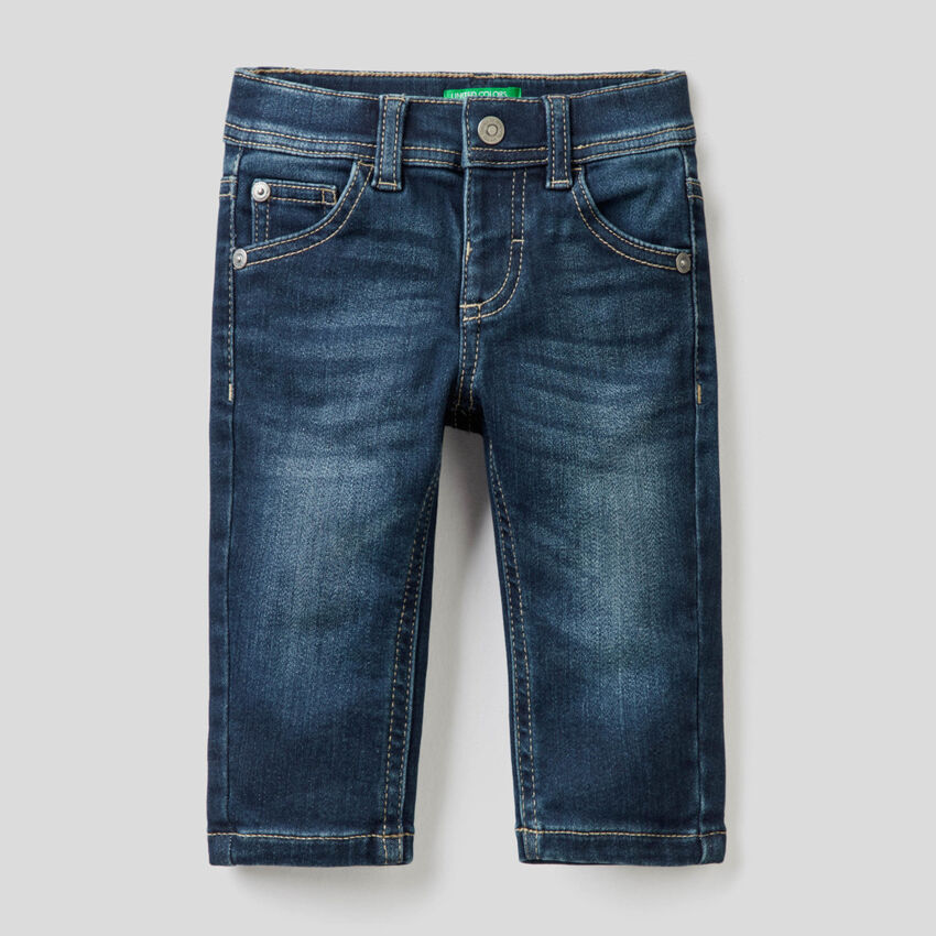 Thermo-Jeans skinny fit
