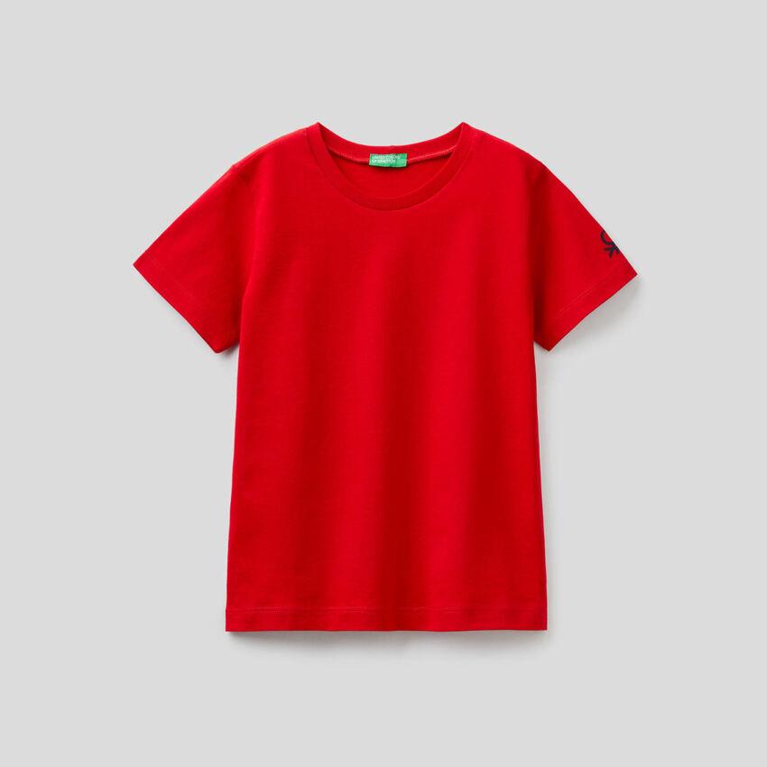 Personalisierbares T-Shirt aus Bio-Baumwolle