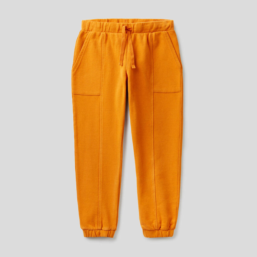 Pantalon de jogging à larges poches