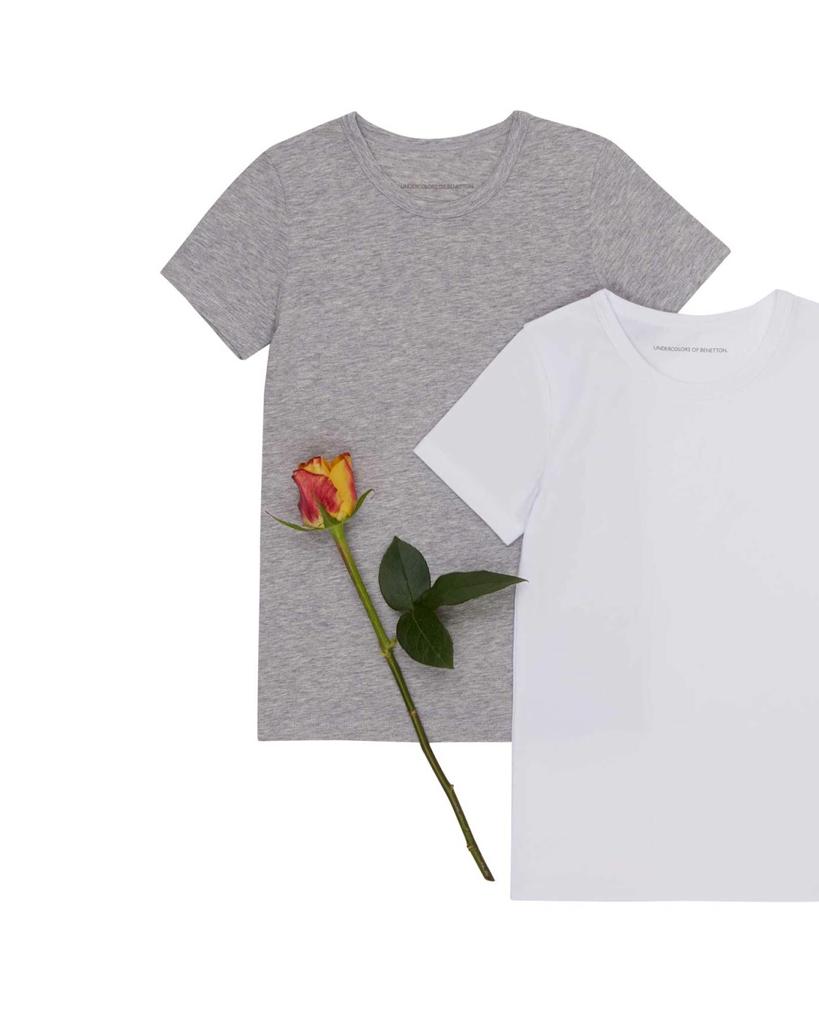 maillots de corps sous v tements gar on undercolors benetton. Black Bedroom Furniture Sets. Home Design Ideas